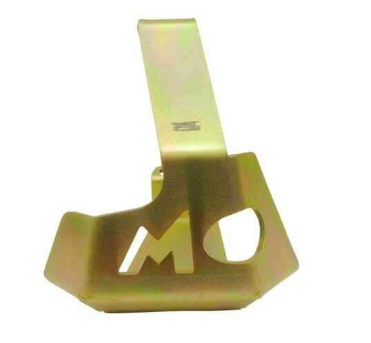 Front axle differential guard for DEF/D1 & RRC