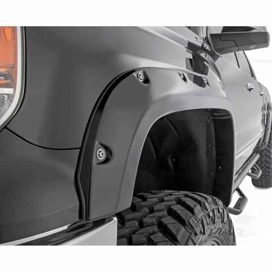 Spatbordverbreders Rough Country E-serie Ford F150 (2018 tot 2020)