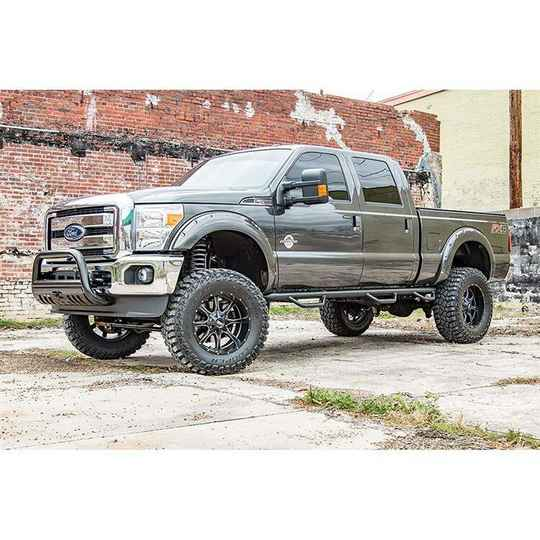 """Verhogingsset 6"""" Rough Country Ford F250 2005 tot 2007"""
