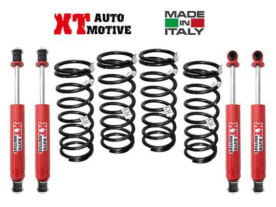 LIFT KIT XT AUTOMOTIVE + 4/5 CM FOR LAND ROVER DISCOVERY 200/300TDI