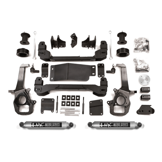 BDS 4'' lift kit Dodge Ram 1500