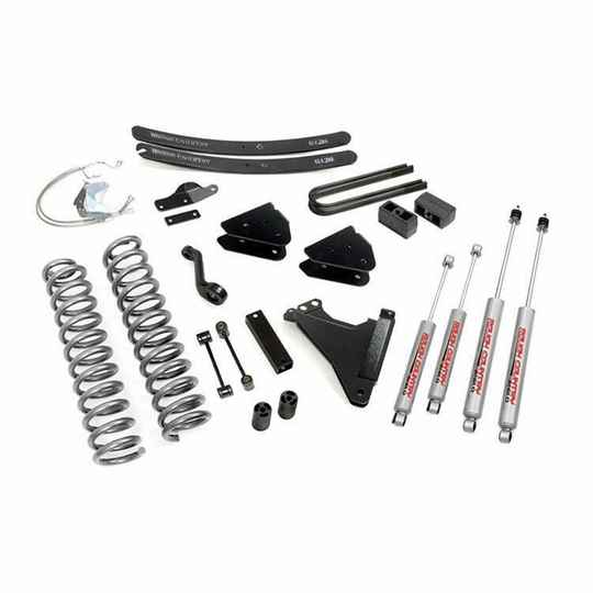 """Verhogingsset 6"""" Rough Country Ford F250 2008 tot 2010"""