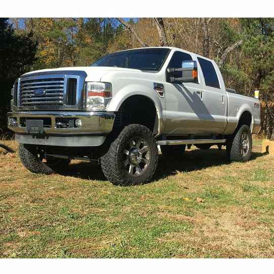 """Verhogingsset PRO 3"""" Rough Country Ford F250 2005 tot 2007"""