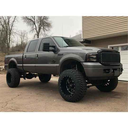 """Verhogingsset Rough Country Lift 8"""" Ford F250 2005 tot 2007"""