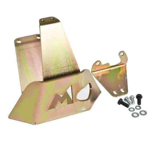 Rear axle differential guard for Discovery 2