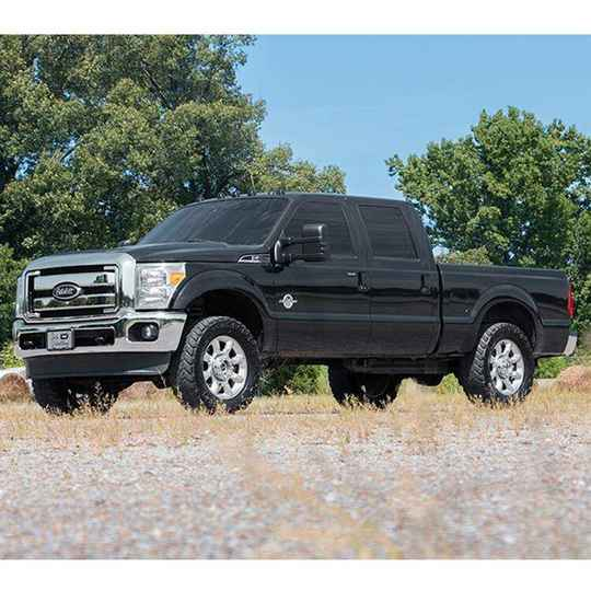 """Verhogingsset PRO 3"""" Rough Country Ford F250 2008 tot 2010"""
