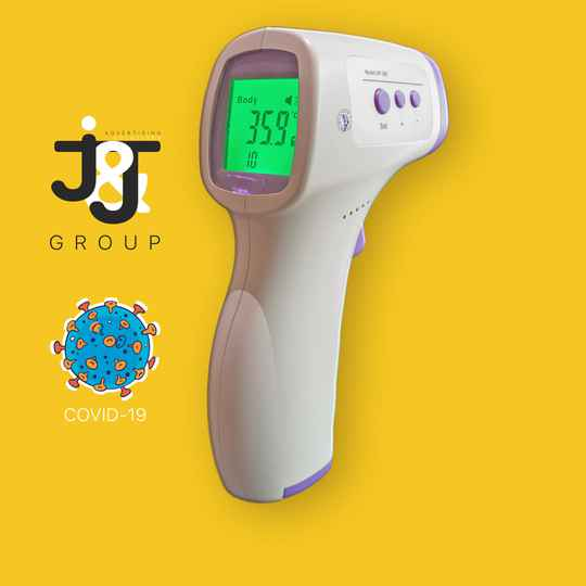 Contactless Thermometer