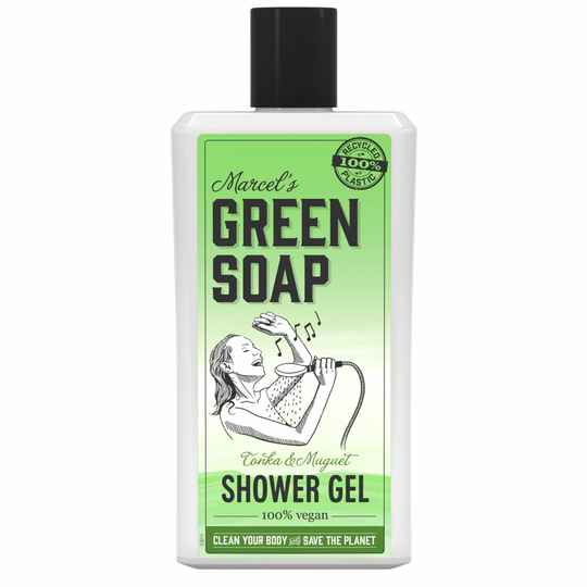 Marcel's Green Soap Shower Gel Tonka & Muguet (500ML)