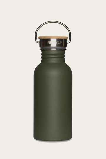 Retulp Urban Waterfles Forest Green 500ml