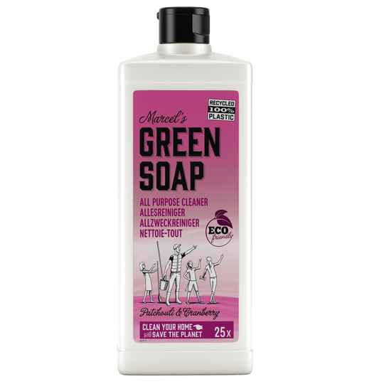 Marcel's Green Soap Allesreiniger Patchouli & Cranberry 750ml