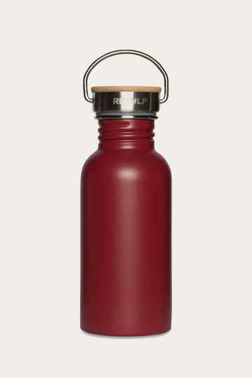 Retulp Urban Waterfles Ruby Red 500ml