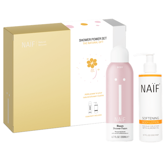 Naïf Shower Power Set