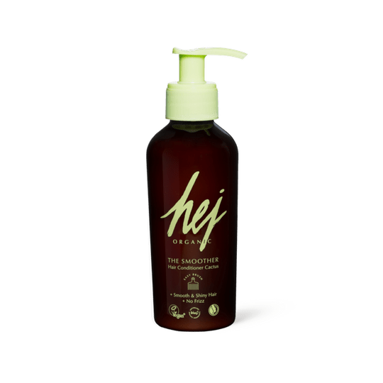 Hej Organic Smoother Hair Conditioner