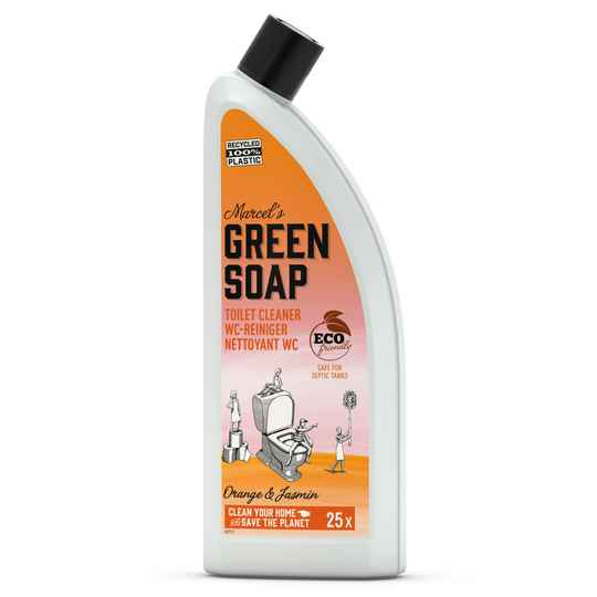 Marcel's Green Soap Toiletreiniger Sinaasappel & Jasmijn 750ml