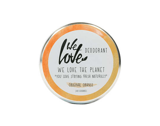 We Love The Planet Deodorant Original Orange