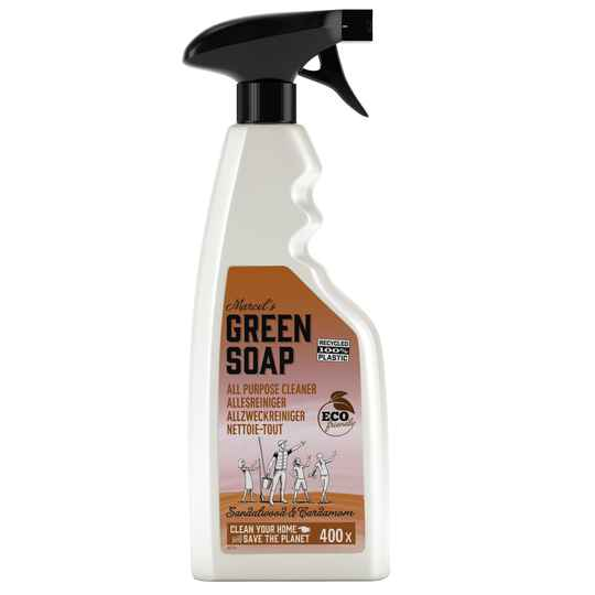 Marcel's Green Soap Allesreiniger Spray Sandelhout & Kardemom 500ml
