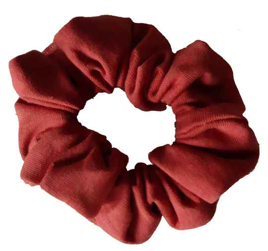 By Von Handmade Scrunchie Roest