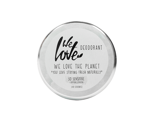 We Love The Planet Deodorant So Sensitive