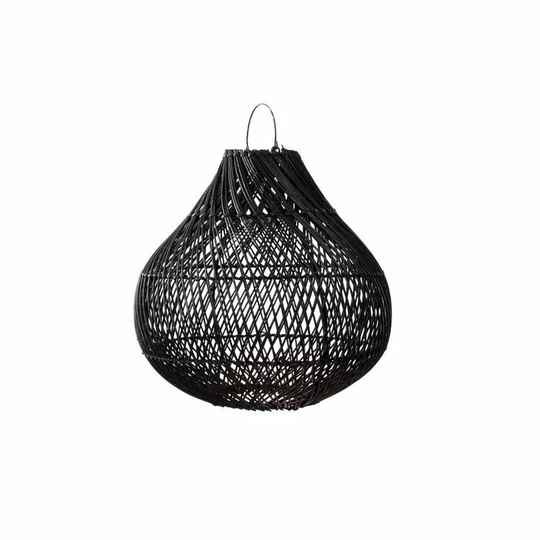 Hanglamp The Bottle - Black M
