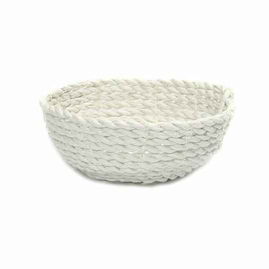 The Seagrass Bowl - White - S