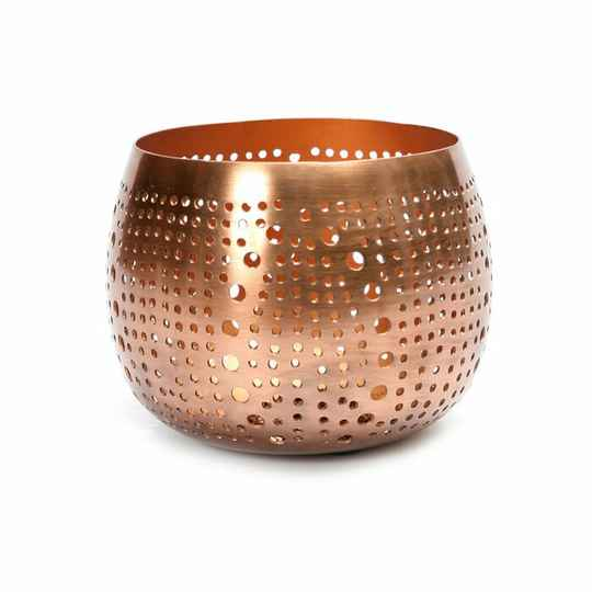 The Double Circle Ball - Copper