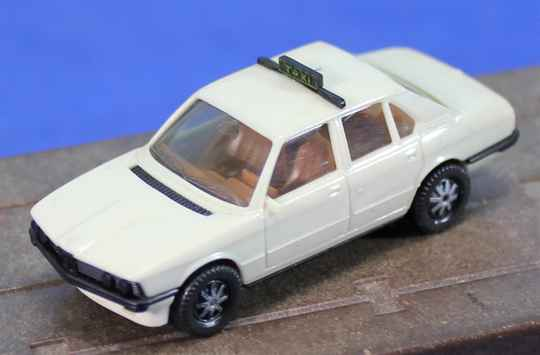 Herpa H0 1/87 BMW528i Taxi
