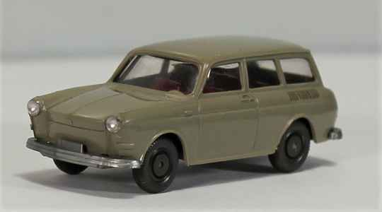 Wiking 1/87 H0  42/3 VW Variant 1500.