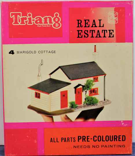 Triang Real Estate 00/ H0 RML.4 Marigold Cottage.