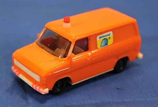 Herpa H0 Ford Transit 'Continental'.