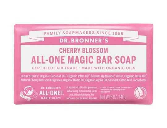 DR Bronner Magical soap