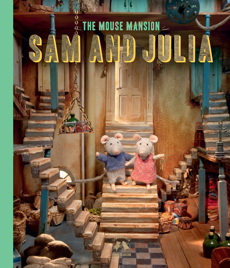 The Mouse Mansion - Sam and Julia