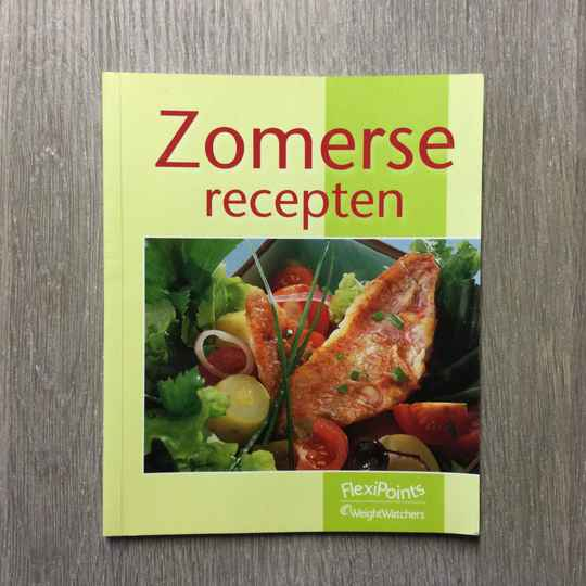 Zomerse recepten - Weight Watchers