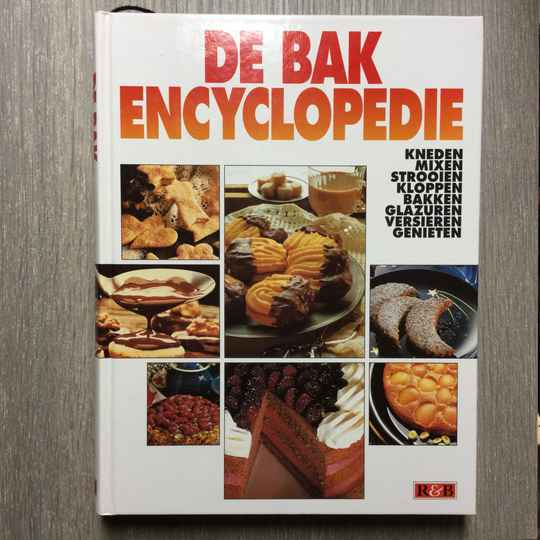 De bak encyclopedie - Anja Boertien