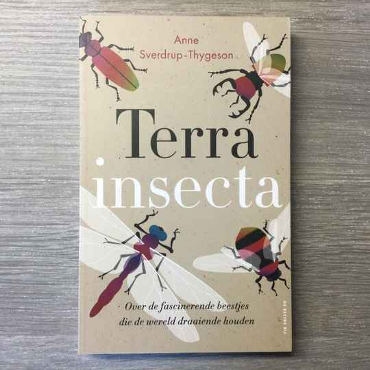 Terra Insecta - Anne Sverdrup-Thygeson - 2018