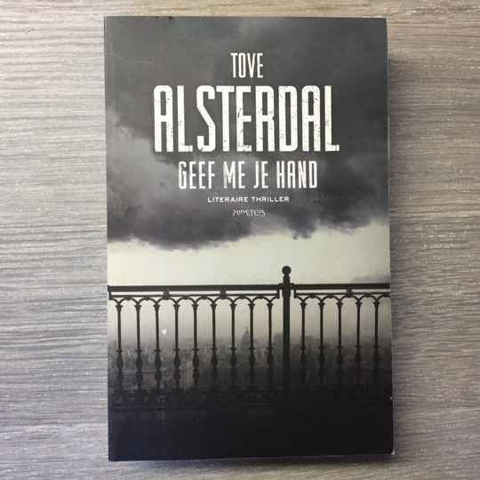 Geef me je hand - Tove Alsterdal - 2014