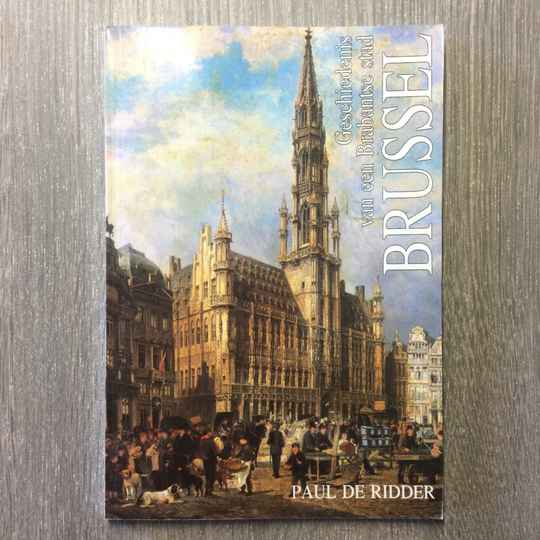 Brussel - Paul de Ridder