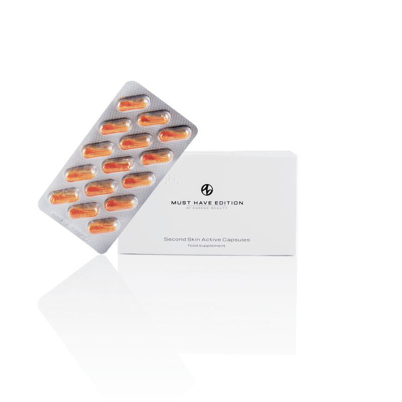 SECOND SKIN ACTIVE CAPSULES