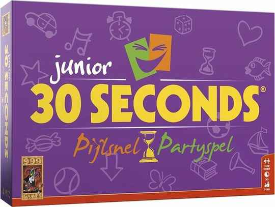 ACTIE! 30 seconds (Junior)