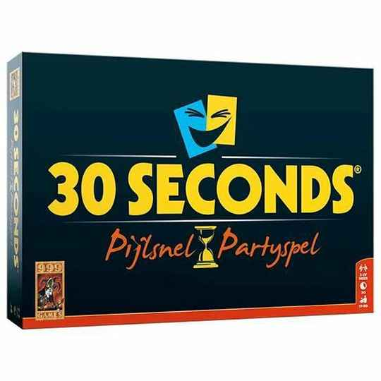ACTIE! 30 seconds (Black edition)