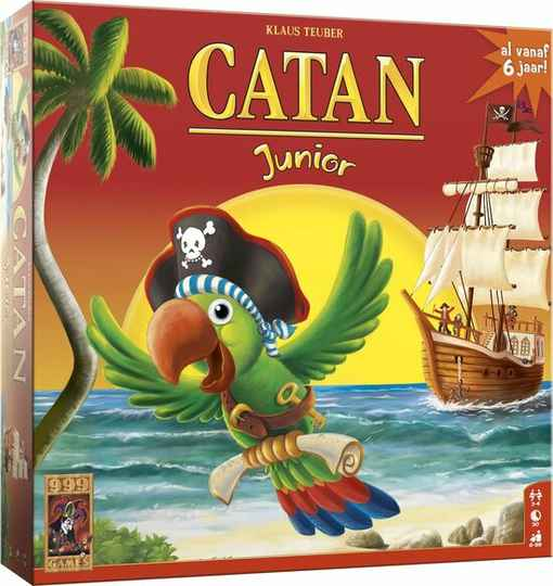 Catan Junior - Kinderspel