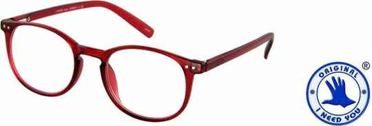Leesbril I need You G66800 JUNIOR NEW Rood