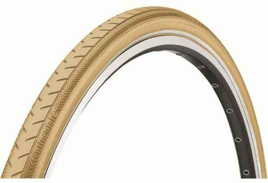 """Buitenband 28"""" Continental Ride Classic Extra Puncture Belt 40-635 Creme"""