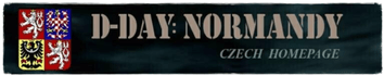 D-Day: Normandy Czech Homepage