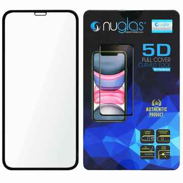 5x NuGlas 5D Screen protector Xr/11