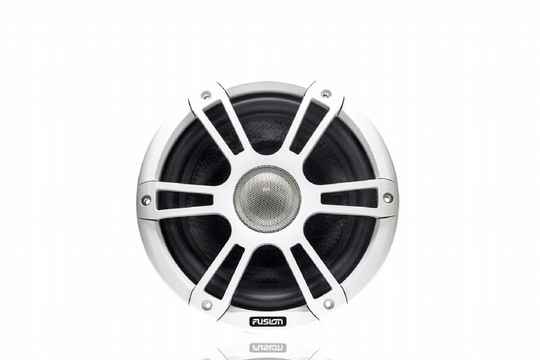 FUSION SG-FL652SPW 6.5'' SPEAKERS 2WAY SIGNATURE WHITE SPORT GRILLE CRGBW LED