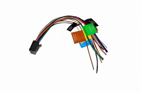 FUSION MS-RA70, CABLE ASSY, POWER/SPEAKER