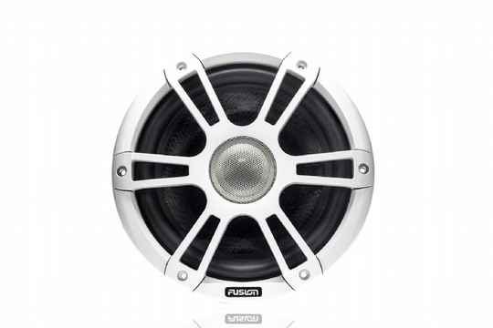 FUSION SG-FL772SPW 7.7'' SPEAKERS 2WAY SIGNATURE WHITE SPORT GRILLE CRGBW LED