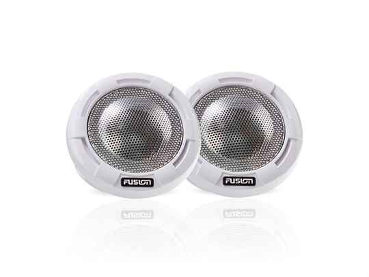 FUSION SG-TW10 COMPONENT TWEETERS SPORTS WHITE
