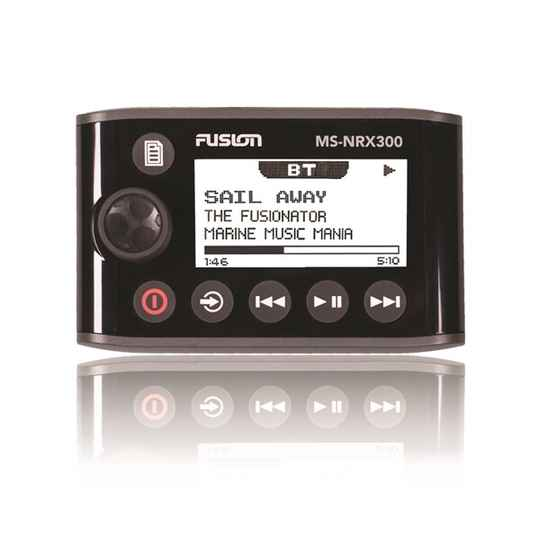 FUSION MS-NRX300, WIRED RC