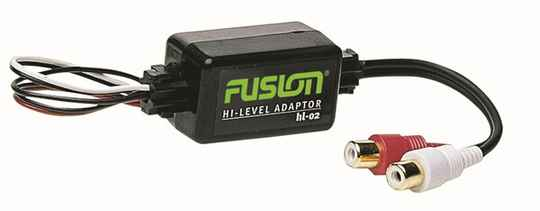 FUSION HL-02 HIGH-TO-LOW LEVEL CONVERTOR